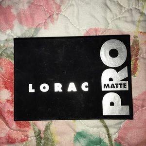 Lorac Pro Matte Palette